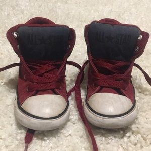 Kids Converse hightops